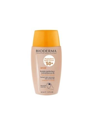 Bioderma Bioderma Photoderm Nude Touch SPF50+ Very Light 40ml Renksiz